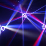 Drei bewegliches Hauptträger-Licht der Seiten-9*10W RGBW LED für DJ-Verein