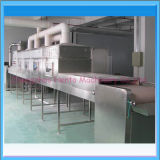 Túnel-Tipo máquina de secagem da micrôonda para a venda