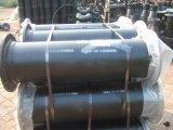 Le fer malléable a bridé des pipes
