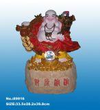 Fontaine de Bouddha Polyresin (TM89916)