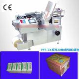Medcine Kasten-Zellophan-Verpackung-Maschine (FFT)