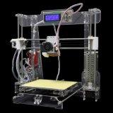 Chinese I3 3D Printer Prusa met de MultiGloeidraden van de Kleur