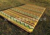 Im Freien kampierende Luft-Bett-Matratze-Strand-Matten-Picknick-Zudecke-Auflage-Doppelt-umweltfreundlicher Selbstaufblasbare Schlafenstrand-Matten-Zudecke