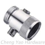 Aço do conetor do Faucet Ca-20016, do fornecedor do Faucet, do adaptador do Faucet, o de bronze ou o inoxidável, plástico ABS/POM/Nylon, conetor do Faucet, adaptador do Faucet da extensão