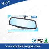 5 GPS van de Spiegel van de Auto van de duim 1080P Slimme met DVR, GPS, het Capacitieve Scherm, Bluetooth, FM