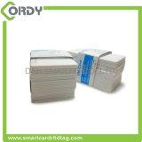 Cartão plástico em branco da parte superior do perfurador de furo RFID da alta qualidade TK4100