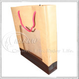 Ventana Paper Bag con Kraft Paper