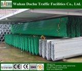Барьер аварии безопасности дороги гальванизированный Corrugated