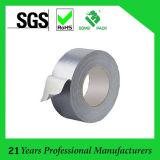 """Клейкая лента для герметизации трубопроводов отопления и вентиляции 2 """" x 45m ткани высокой интенсивности теплостойкnNs серебряное"""