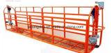 Plate-forme suspendue par série ISO9001 de Zlp approuvée