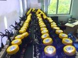 Lâmpada de tampão sem corda completa da mineração 4000lux para mineiros subterrâneos