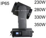 Waterdichte IP65 280W 10r Spot en Beam & Wash 3in1 Moving Head Lights