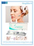 Singfiller Hyaluronic Säure-Einfüllstutzen-Einspritzung für Gesicht tief