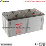 Поставщик батареи 2V1000ah AGM Китая Mf для проектов правительств солнечных