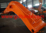 Reach largo Boom y Arm para Hitachi Zx870 Excavator
