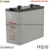 2V 3000ah Freezing Battery for Telecom (THIS ISO9001 ISO14001 RoHS)