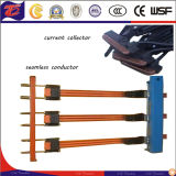 CraneのためのPVC Seamless Flexible Conduction Power Rail
