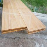 Installation facile Revêtement de sol en bambou massif en surface mate