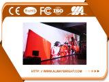 Pantalla de visualización al aire libre de LED de 500*500m m/de 500*1000m m/pared video estupenda de la luz LED (P3.91, P4.81, P5.68, P6.25)