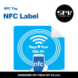 Étiquette ISO14443A imperméable à l'eau ultra-léger d'animal familier d'à haute fréquence de Nfc
