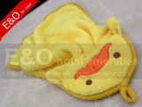 動物パターン赤ん坊のための強い吸収の浴室タオル