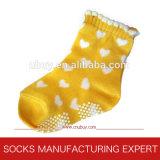 Baby-reizende Baumwollspitze-Socken (UBUY-107)