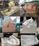 Ranurador de talla de madera del CNC para las 2.as 3D estatuas, moldes