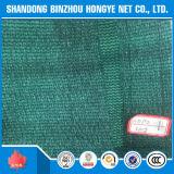 Сетка сети тени Sun зеленого цвета земледелия HDPE ткани плетения сети тени Sun HDPE пластичная