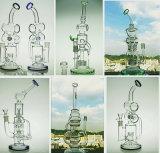 Waterpijpen van het Glas van het Ontwerp van Hbking K8 de Nieuwe, het Roken van de Tabak Pijpen, Rokende Waterpijpen voor In het groot Fabriek