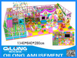 Dschungel Indoor Safe Spielplatz Set (QL-A090)