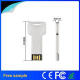 Forme promotionnelle USB Pendrive de clé en métal du cadeau 2016