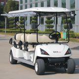 Ce одобрил тележку гольфа Dg-C6 6 пассажиров с обслуживанием OEM