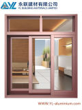 Polvere Coated Aluminum Profile per Sliding Window con 6063 T5
