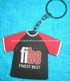 anel chave chaveiro pvc macio chaveiro chaveiro personalizado promocional