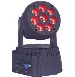 TRÄGER-Stadiums-Licht LED-8PCS 12W bewegliches Haupt