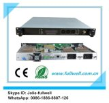 External de FTTX 1550nm CATV Optical Transmitter pour 100km (FWT-1550EH -2X8)