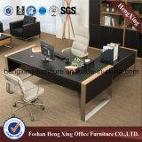 Tableau moderne de bureau exécutif de première mélamine élevée (Hx-6m063)