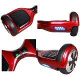 Scooter électrique de équilibrage de reste intelligent de scooter d'individu de rouleaux du prix usine deux