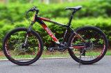 """26 """" Shimano 21sp MTBのバイクが付いている山の自転車"""