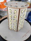 Hv-Al19 drehen LED-Röhrenblitz-Licht