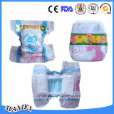 Tecidos descartáveis macios e respiráveis do bebê com preço de fábrica