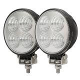 Yourparts 12W Epistar 3inch White/Yellow Lens LED Work Leuchten (YP-3012)