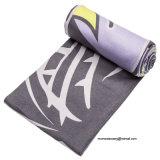 Оптовое выдвиженческое полотенце йоги полотенца пляжа печатание Microfiber