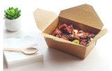 La calidad 100% de la categoría alimenticia asegura los rectángulos de almuerzo disponibles