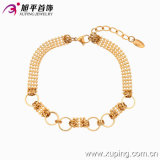 Environmental Copper - 73764에 있는 형식 Xuping Simple L Women 18k 금 Plated Jewelry Bracelet