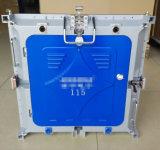 Hohe Auflösung P4mm Miet-LED-Bildschirmanzeige/videobildschirm für im Freien