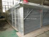 Intera scambiatore di calore raffreddato della Camera aria per la fabbrica di gomma di Indurstrial del guanto