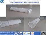 Nichtgewebtes Acrylfiltertüte-Filtergehäuse für Staub-Ansammlung mit freier Probe
