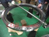 Anel do giro de KOMATSU PC200LC-7 da máquina escavadora, círculo do balanço, rolamento do giro