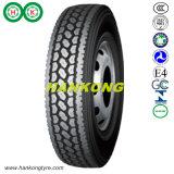 Hankong RadialヴァンTires Bridgestone Aeolusはタイヤをトラックで運ぶ